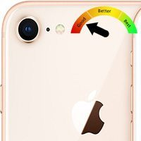 iPhone 6s+ Screen Repair Competitor Grade Replacement